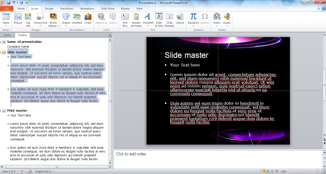 Microsoft Powerpoint 2010 Free Download Powerpoint 2010